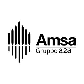 Amsa Gruppo A2A Logo